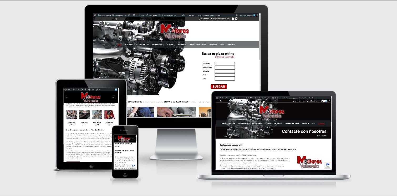 nueva web motores valencia