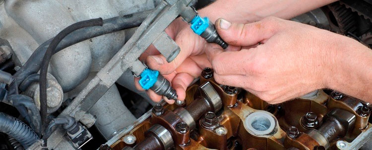 Inyectores para motores en Valencia