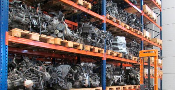 Motores de Desguace en Castellón