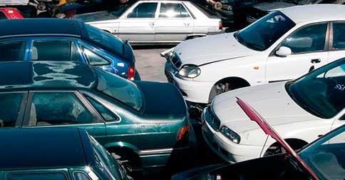 Visitar desguaces de coches en Castellón