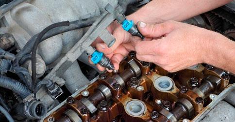 Inyectores para motores Castellón