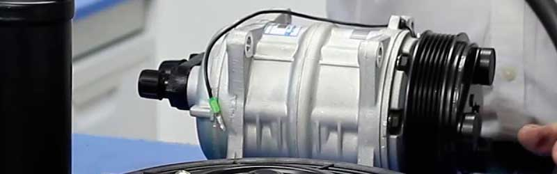 Compresores de aire acondicionado para coches Castellón