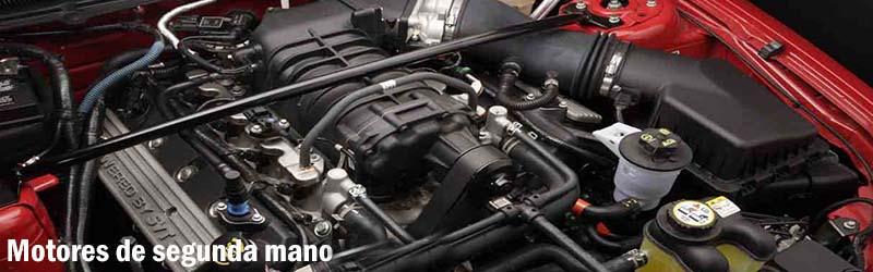 Motores de segunda mano Valencia