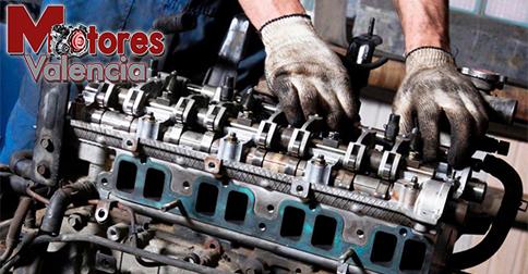 Motores reconstruidos en Valencia