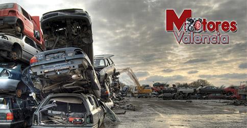 Desguaces de camiones en Valencia