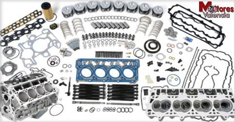Reconstrucción de motores en Alicante