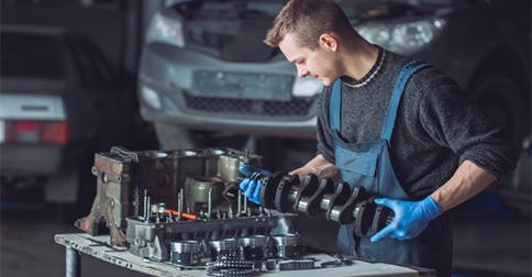 Motores reconstruidos en Alicante